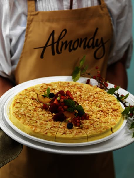Almondy tårtor