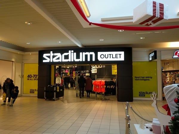 Stadium Outlet Jägersro Malmö