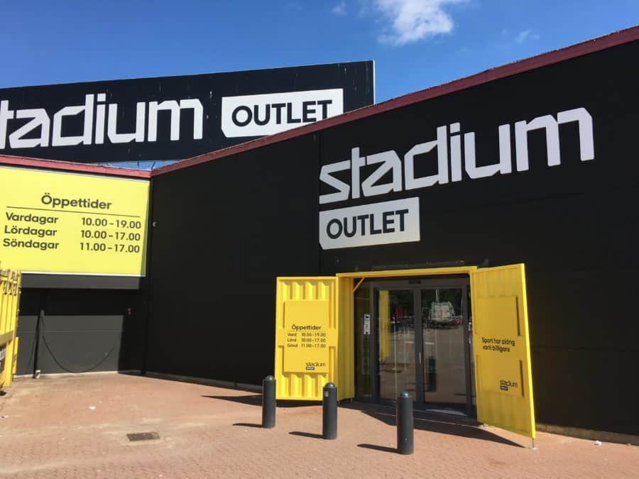 Stadium Outlet Center Syd