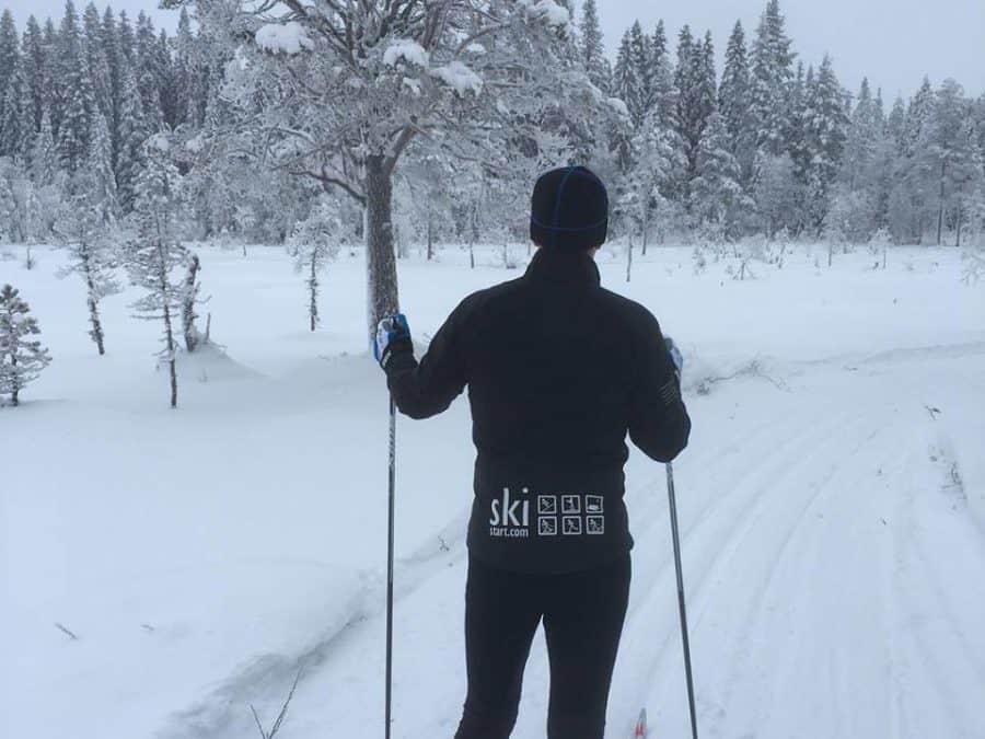 Skistart