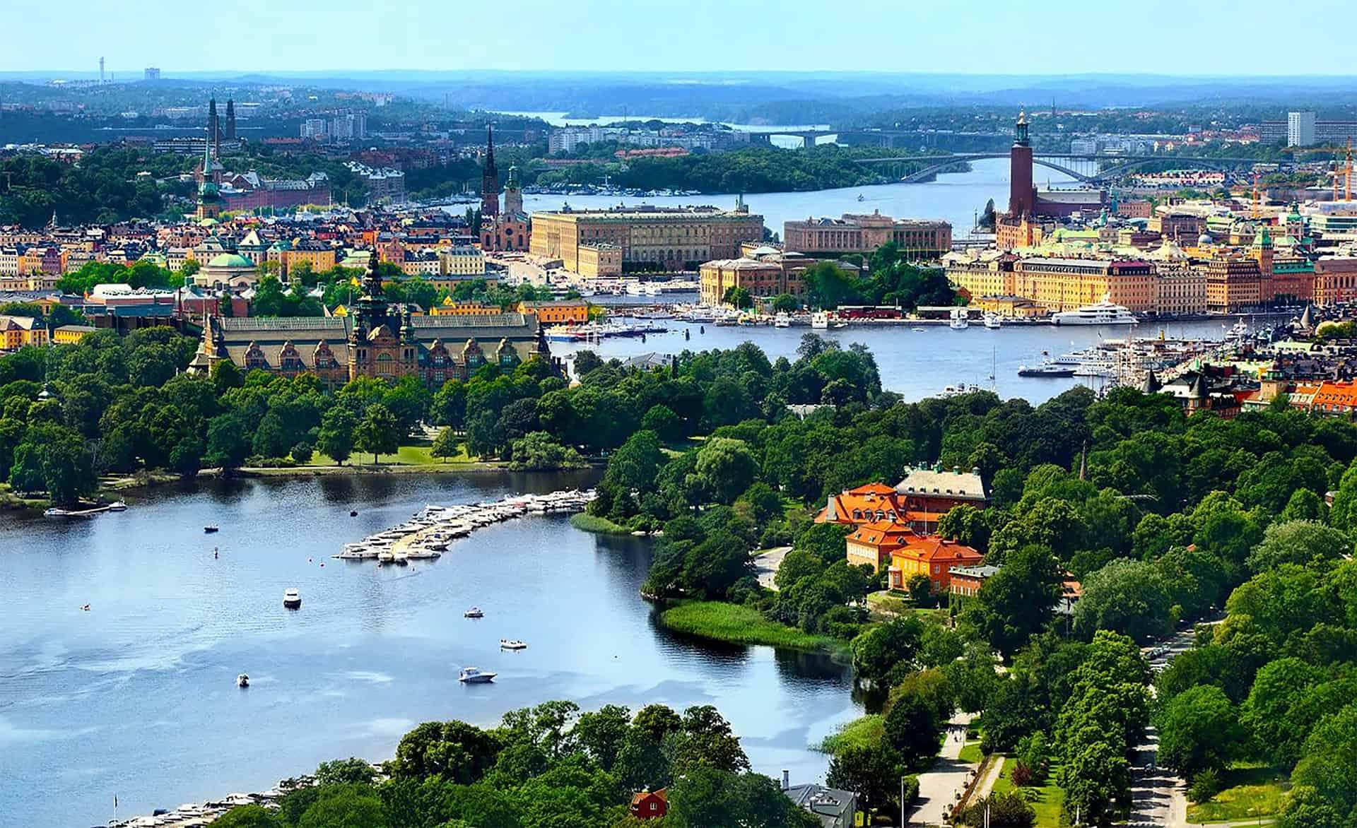 Outlet i och kring Stockholm